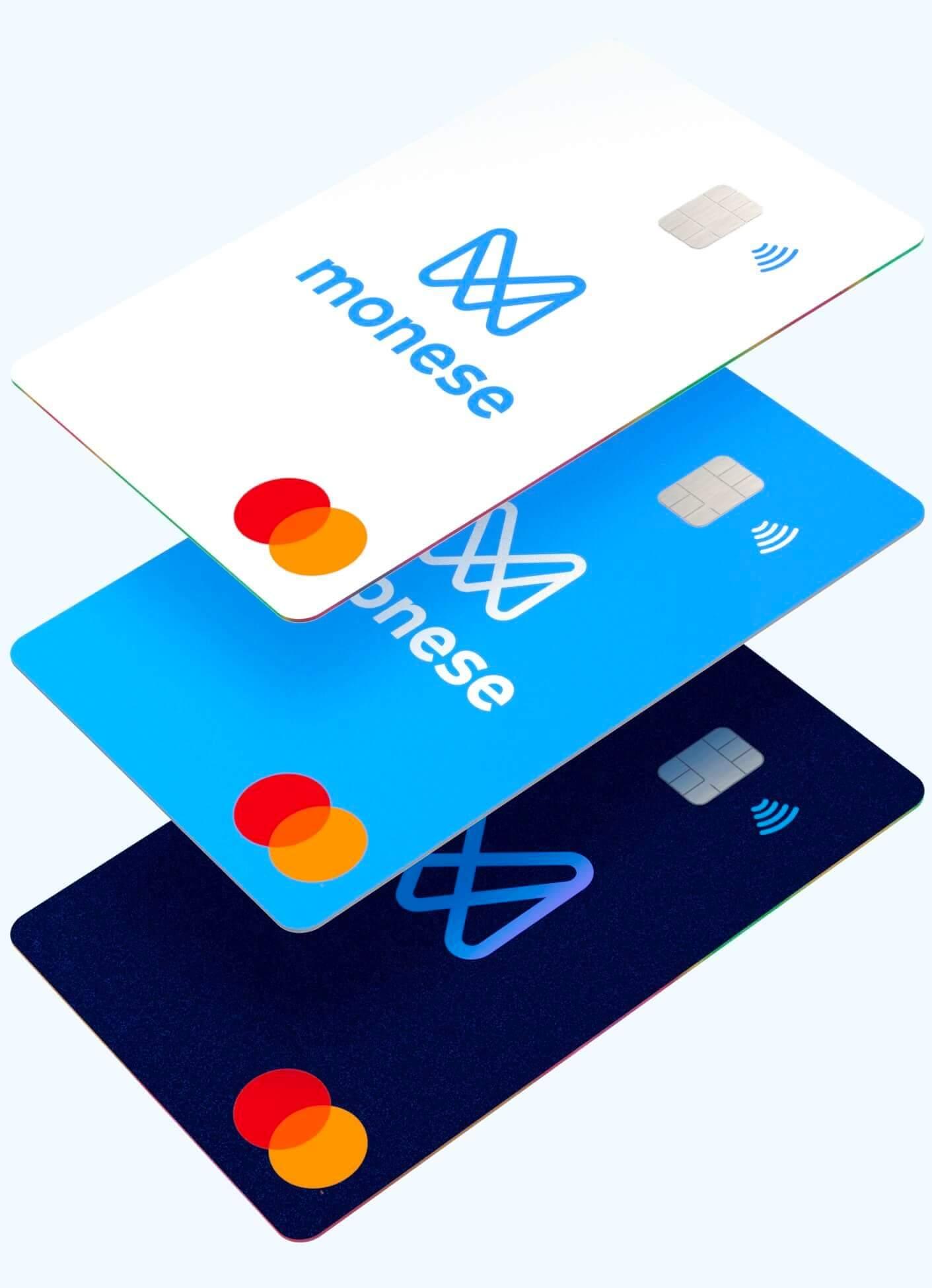 申请Monese数字银行的英国,欧盟双账户,双万事达卡与虚拟卡技巧