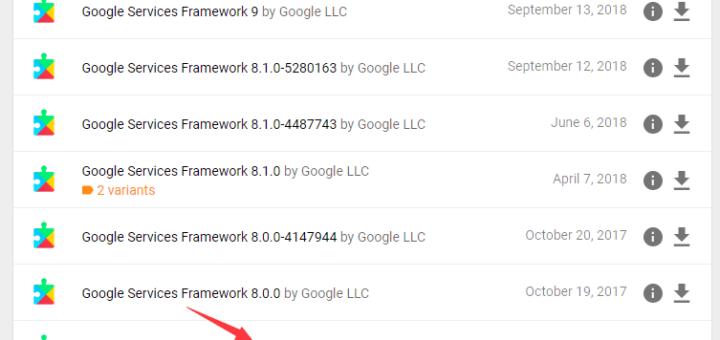 安装最新谷歌框架