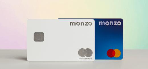 Monzo Plus卡与Monzo Premium金属卡