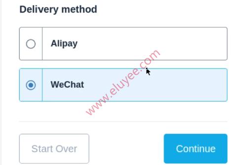 Remitly用户通过WeChat微信汇款回中国